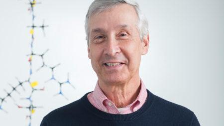 University of Virginia Department of Biochemistry & Molecular Genetics Researcher Dr. C. David Allis
